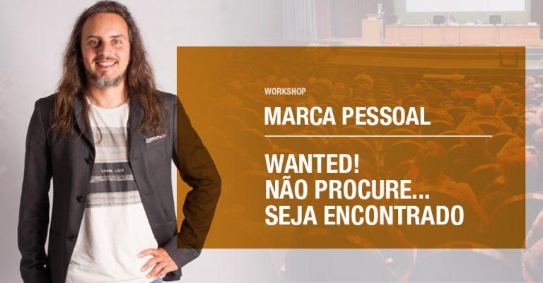 Workshop WANTED - não procure seja encontrado - Pedro Silva-Santos
