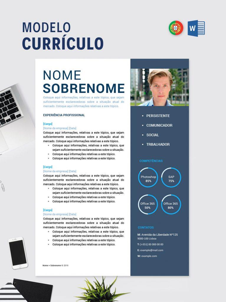 CV-HR-H012_modelo de curriculo editavel em Word_vrt
